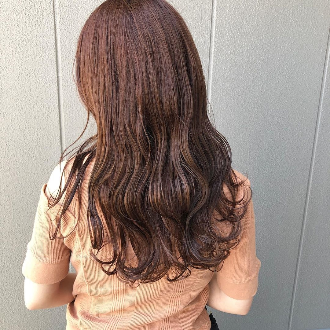 |terracotta * hair color