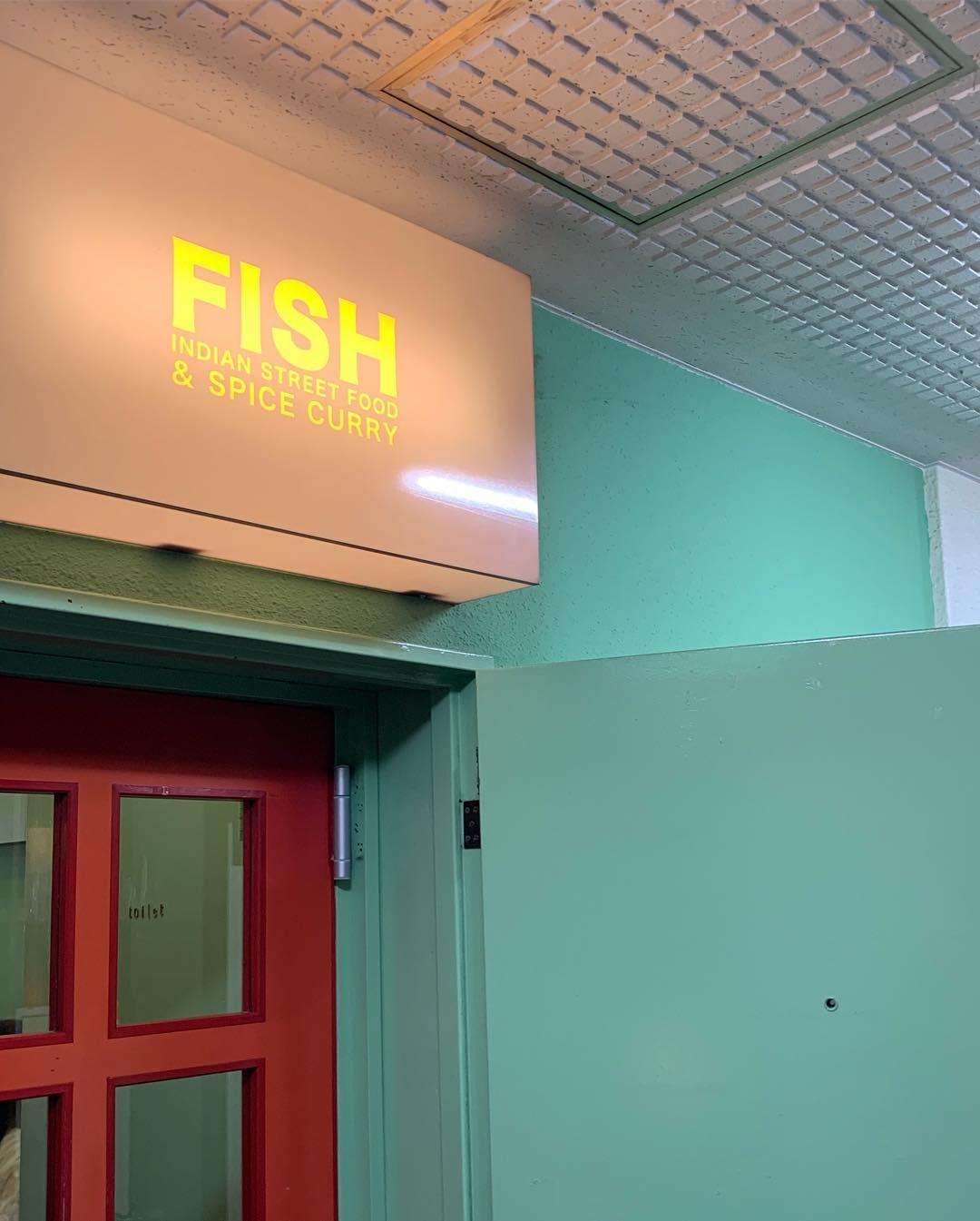 FISH@新宿