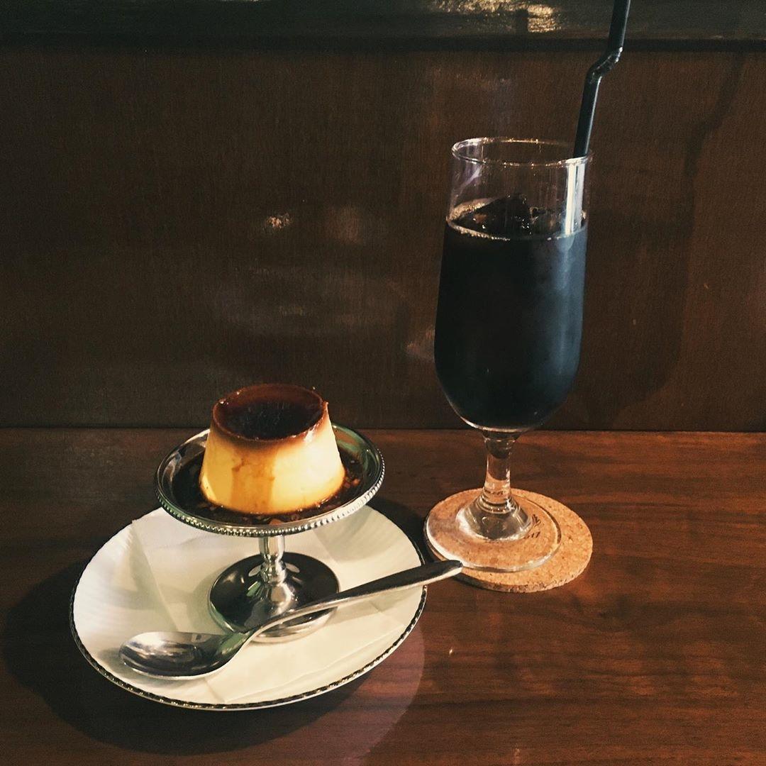 8:喫茶Amber(中山駅)