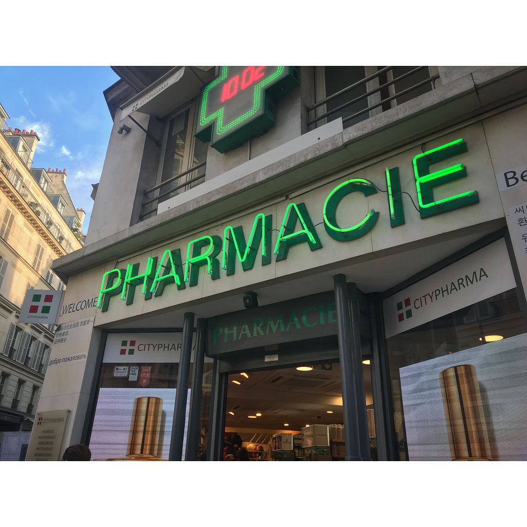 5▷City Pharma @フランス