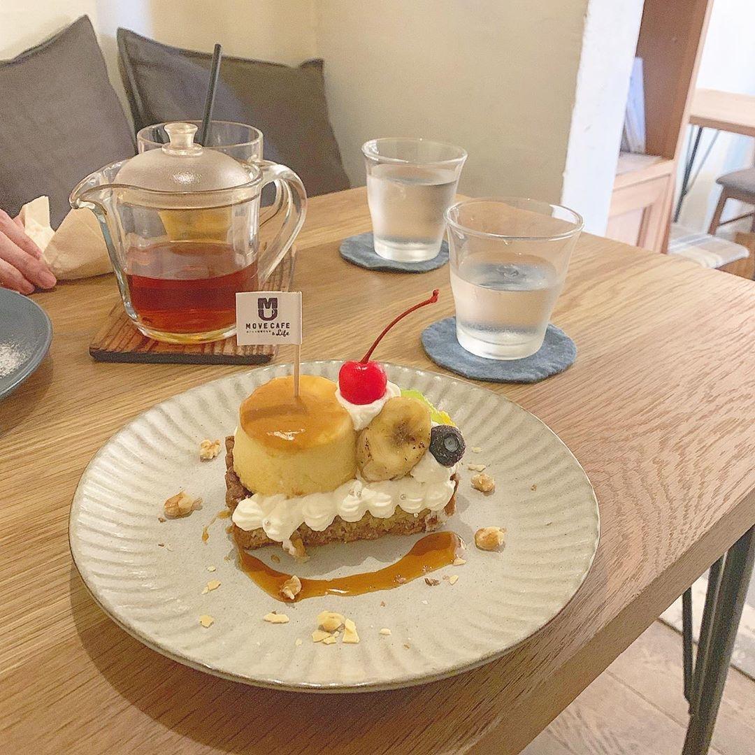 MOVE CAFE【新宿三丁目】