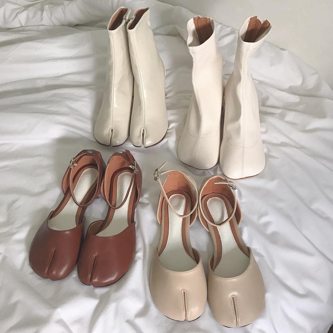 自分にぴったりの靴を選んでみて♡