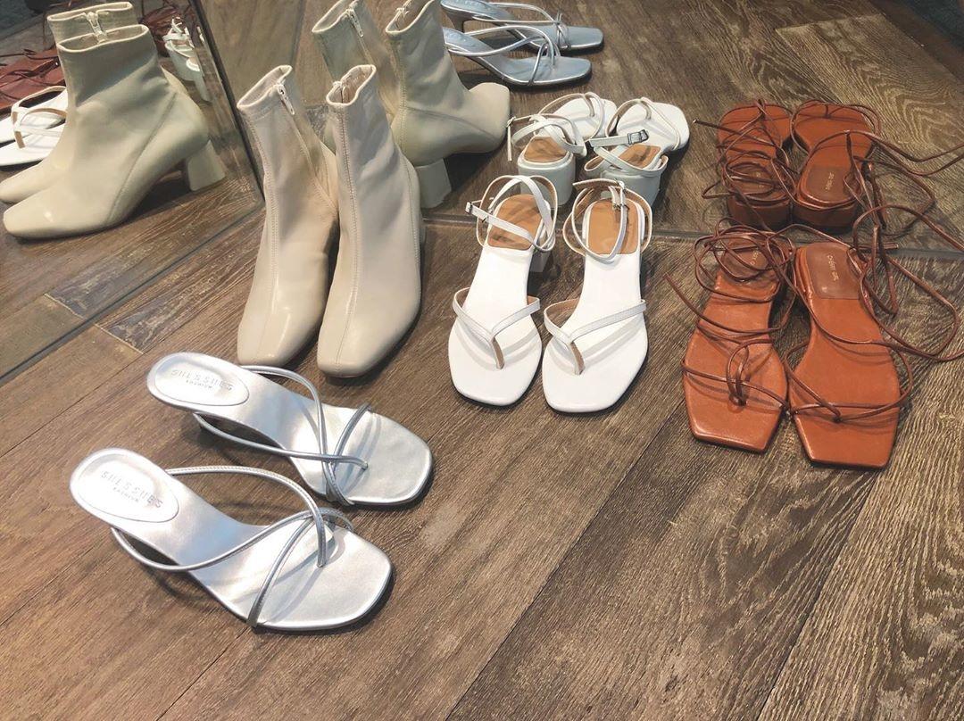東大門靴卸売市場に注目です