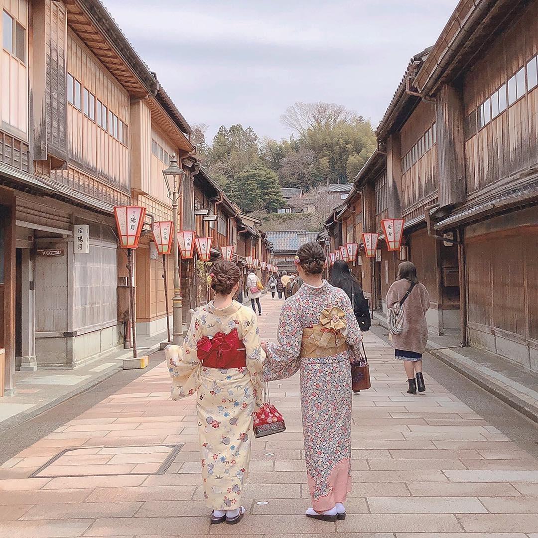 小京都・金沢ってどんな場所?