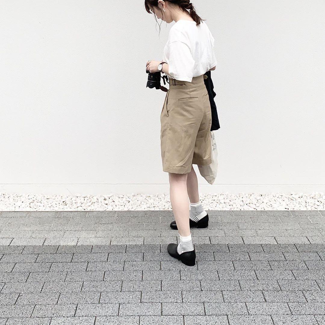 5|こなれ感漂う、洗練系ファッション