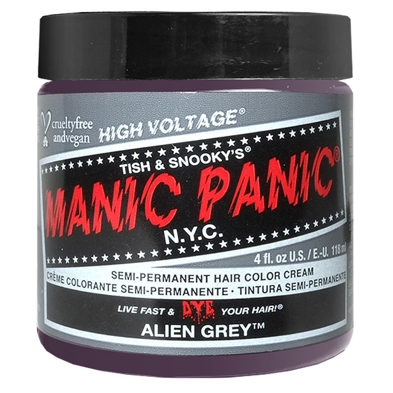 MANIC PANIC マニックパニック エイリアングレー