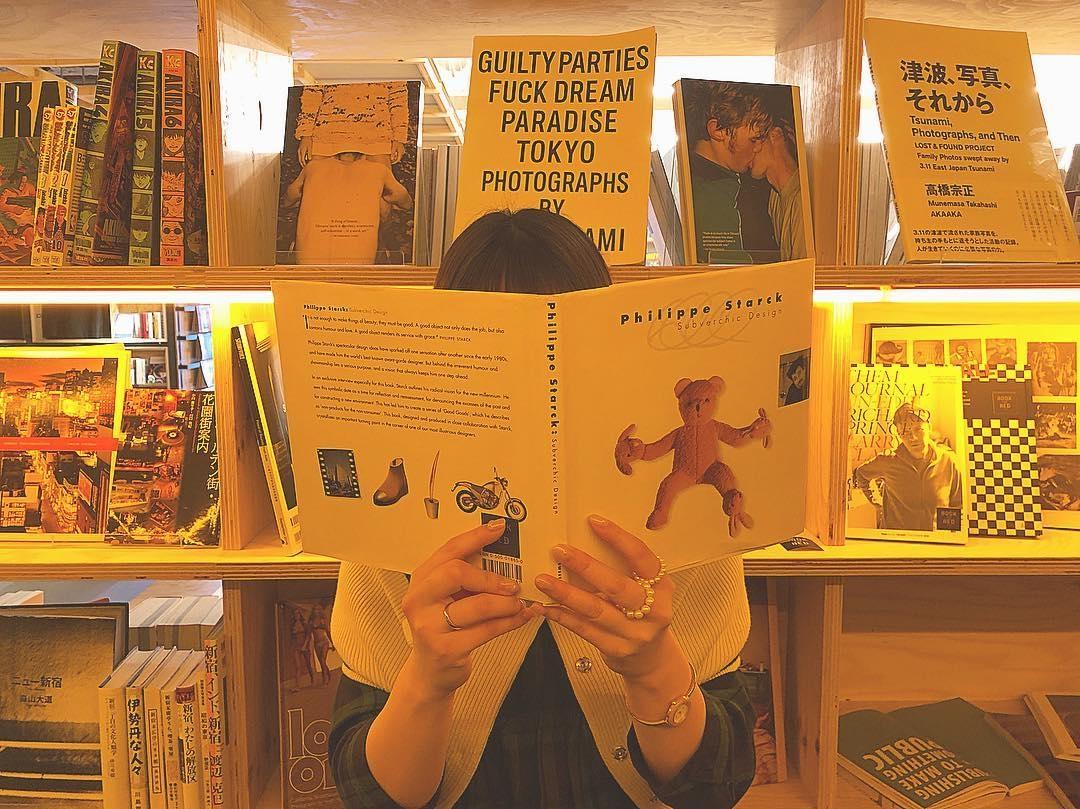 男の子との接点なし、自信もなしっ。都内の本屋 de 恋愛小説を読みあさるtour♡