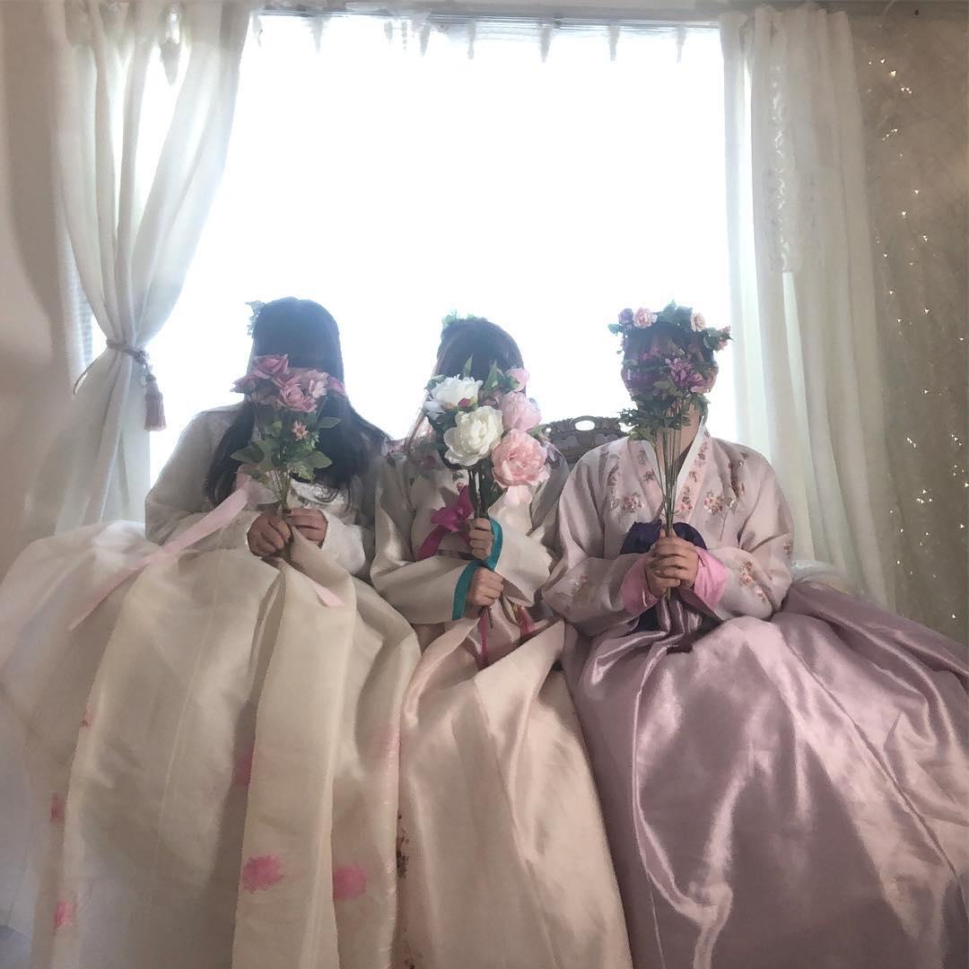 韓国旅行で憧れのチマチョゴリ♡写真を撮りたくなるポーズとインスタ映えスポット