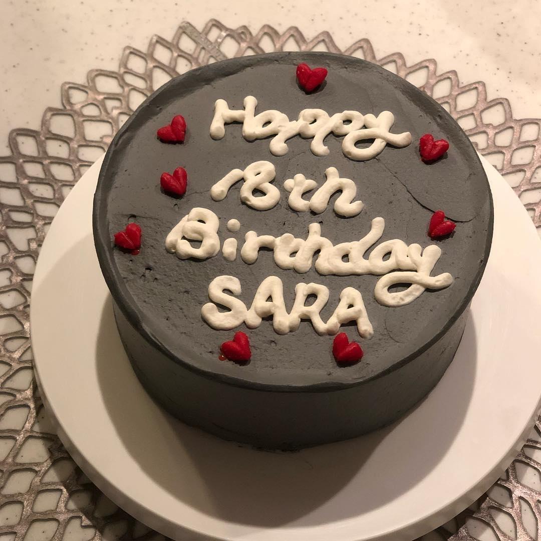 カラフルな『韓国ケーキ』が流行の予感!韓国スタイルのケーキでお祝いしよう