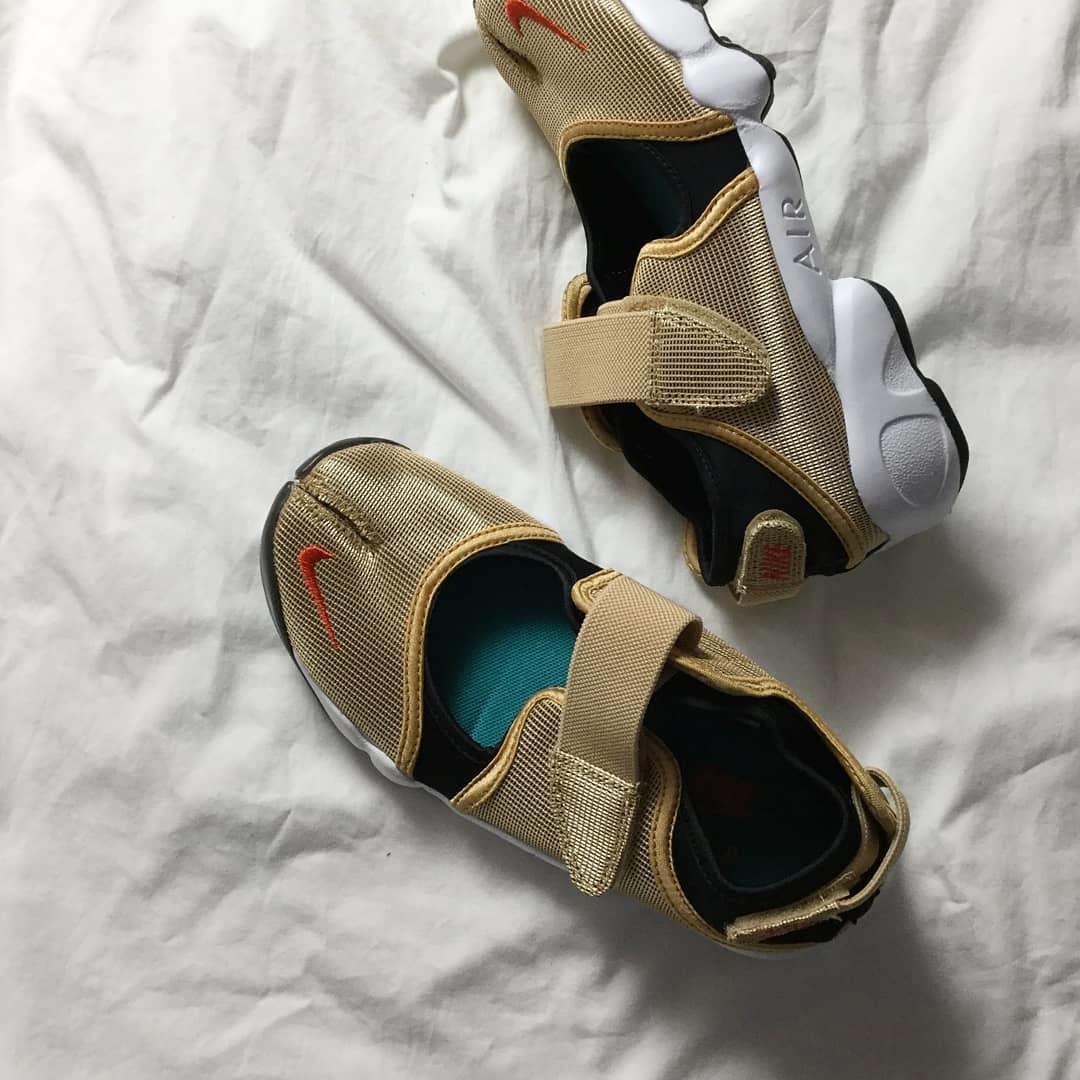 最近よく見る、軽〜い足袋スニーカー。話題のナイキのエアリフトの魅力を紹介