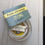 上質な暮らしにはフランスの紙のお香を添えて。古き良きパピエダルメニイの魅力とは