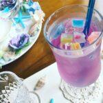 透明感と甘さに心を奪われる琥珀糖。天然石のような砂糖菓子が私たちを幸せにしてくれます