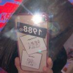 iPhone XRの本体色を生かしたいっ!クリアケース de 特別アレンジ♡