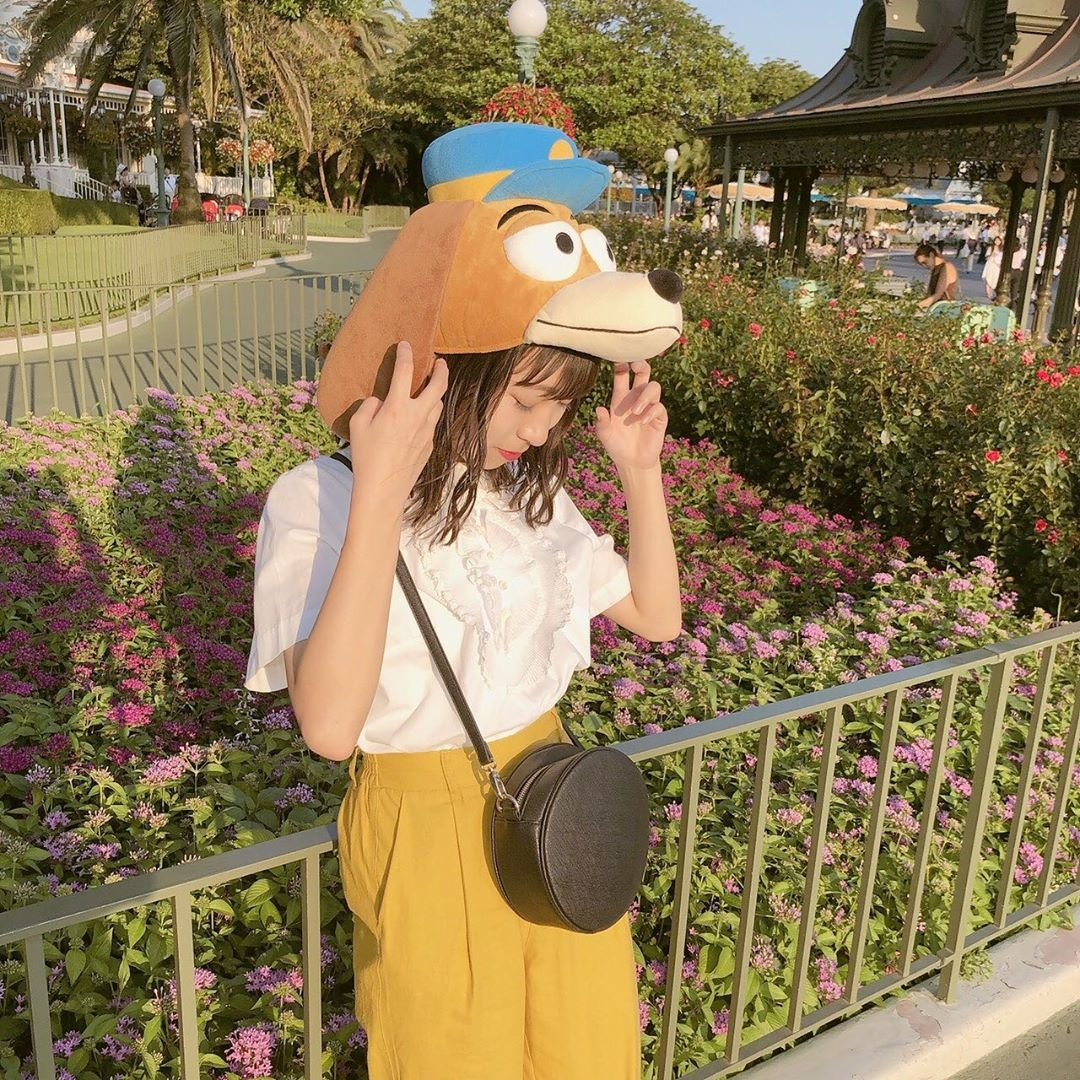 「ファンキャップ」を着用してディズニーリゾートで目立っちゃえ♡映えるコーデ集
