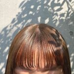 NEXTヘアカラーは前髪を主役に♡さりげなくお洒落な #バングカラー でマンネリ打破