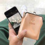 シューズブランドが作るコインケース。手にしたいのは、長く使えるJOLIの革財布