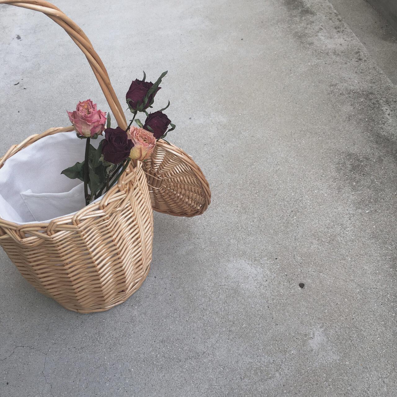 ドライフラワーと私の物語。お洒落グラマーから学ぶお花の飾り方、生かし方etc…♡