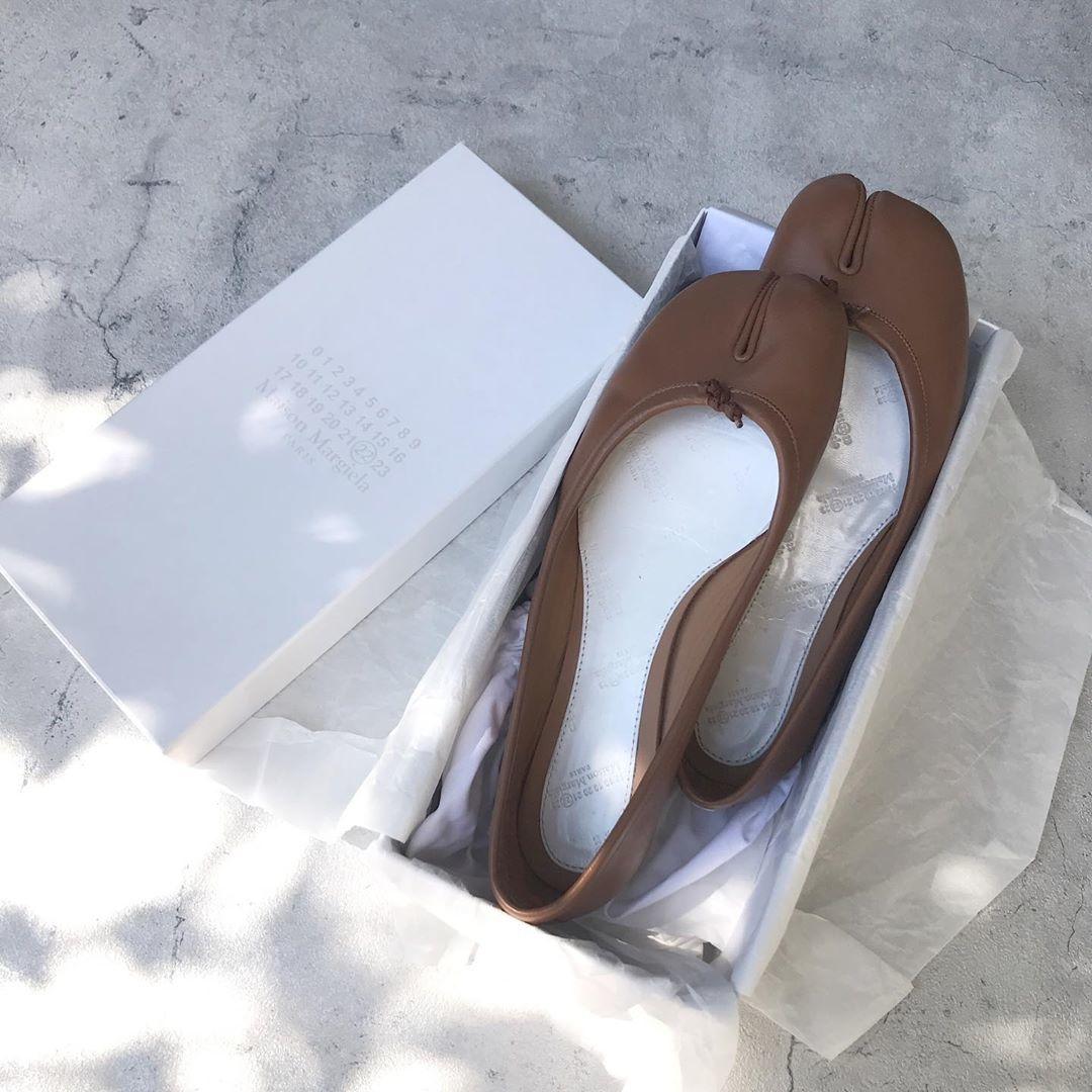 今靴を買うなら、'足袋バレエ'はいかが?秋コーデにぴったりのクラシカルシューズ