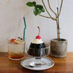 甘味と苦味のコントラスト。ぷるんと美味しい大人の味、コーヒーゼリーをご紹介