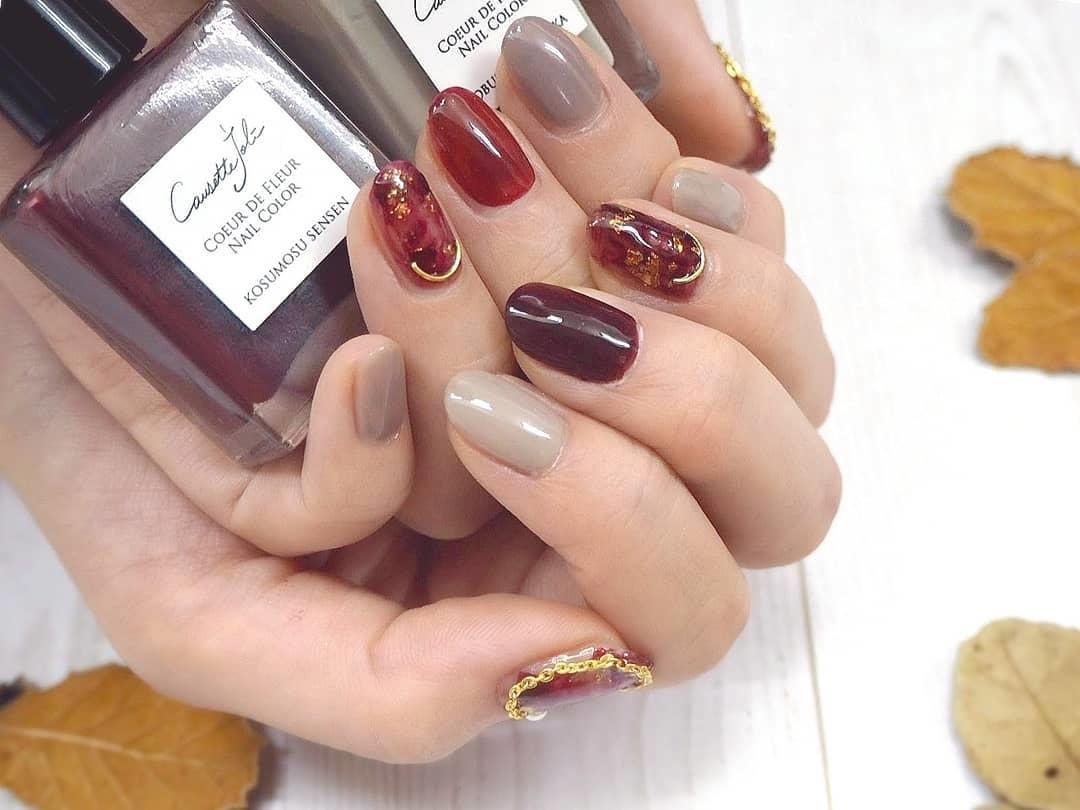 セルフネイルは、ネイルポリッシュ選びが鍵。周りと差がつく秋色nailブランドは?