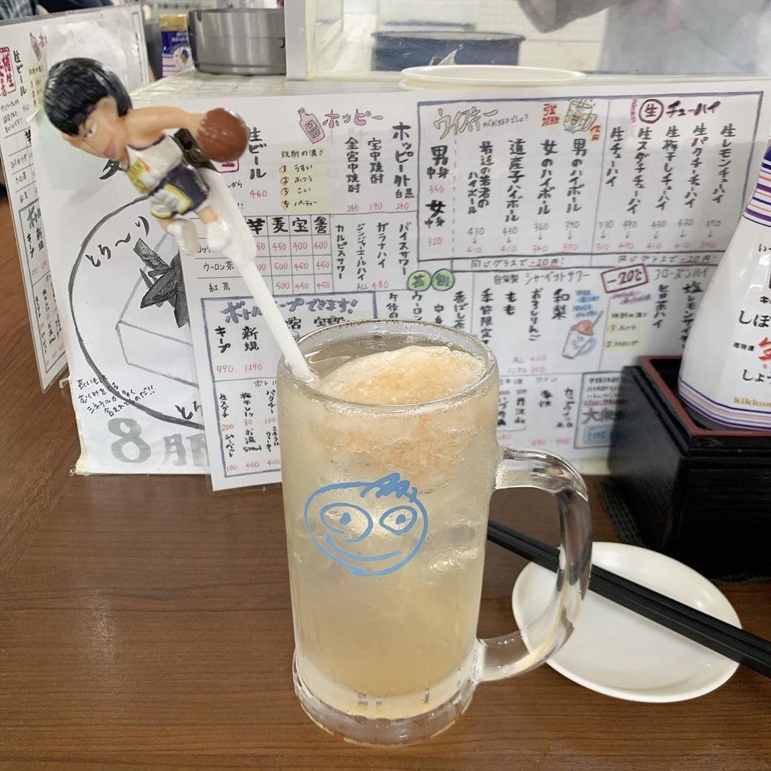 ノスタルジーを感じられる居酒屋さん。昭和の良き時代、懐かしさとモダンを感じて