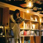 読書の秋を堪能したいのです。のんびり本が読める、渋谷にあるブックカフェをご紹介