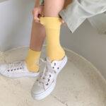 可愛い靴下は足元をおしゃれにする。こだわりたい女子にオススメしたいソックスたち