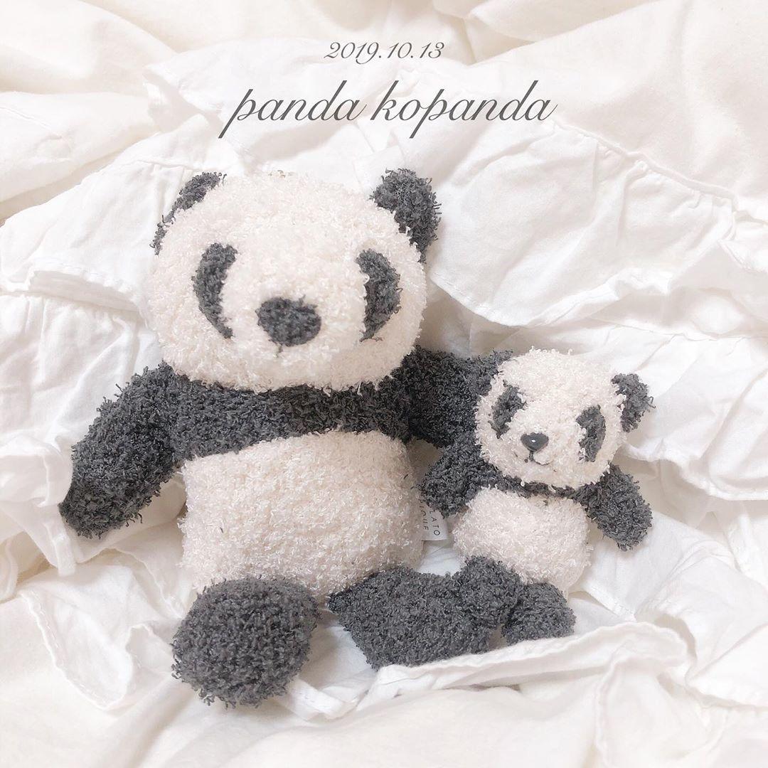 11月のsweet付録が見逃せないッ♡ジェラピケのパンダ&ポーチセットをcheck