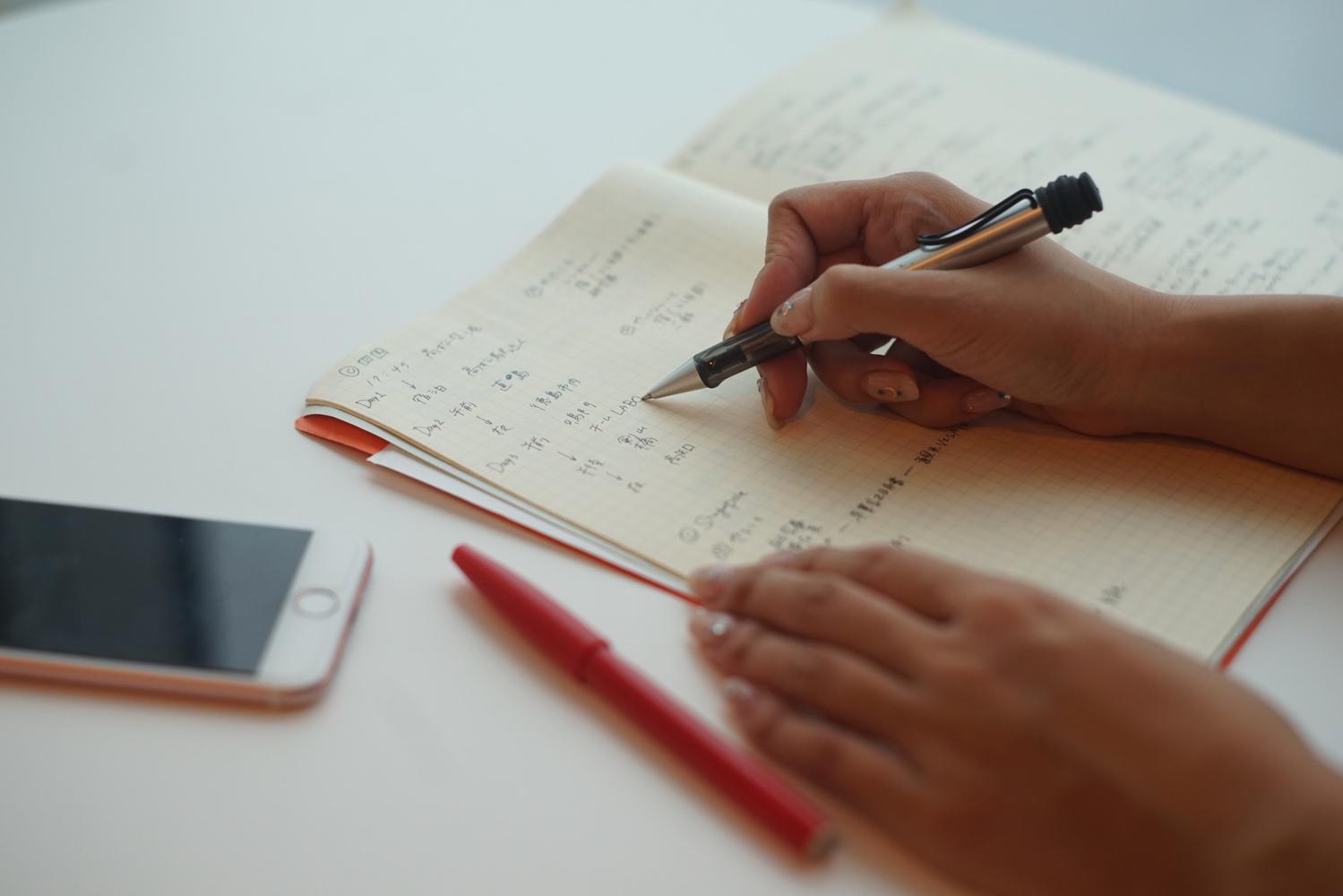 授業をしっかり受ける方法≫自己暗示をかける