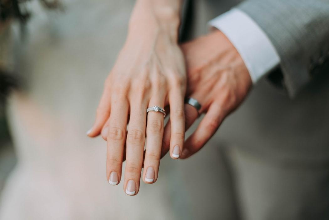 愛を誓う、大切な指輪選びだから♡