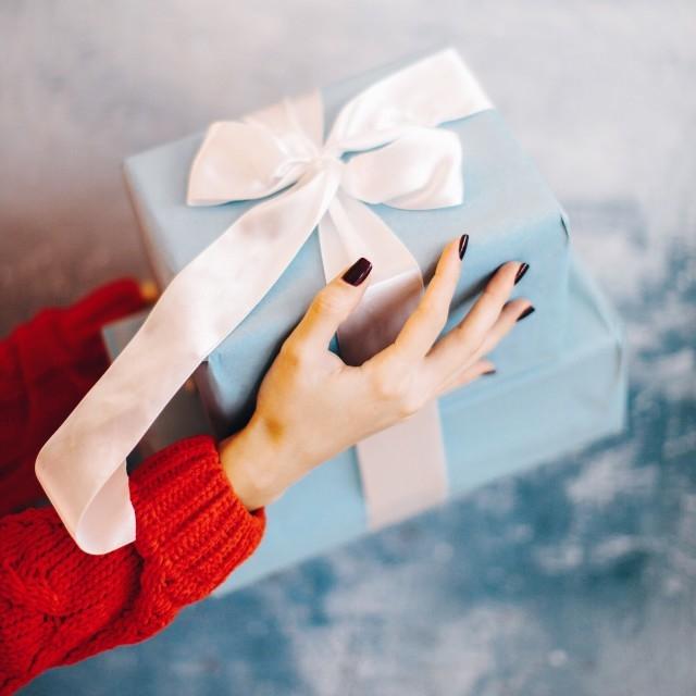 プレゼント=特別な日に贈る