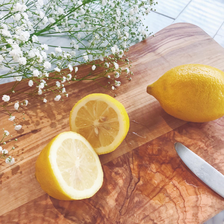 前割りレモン製法って?