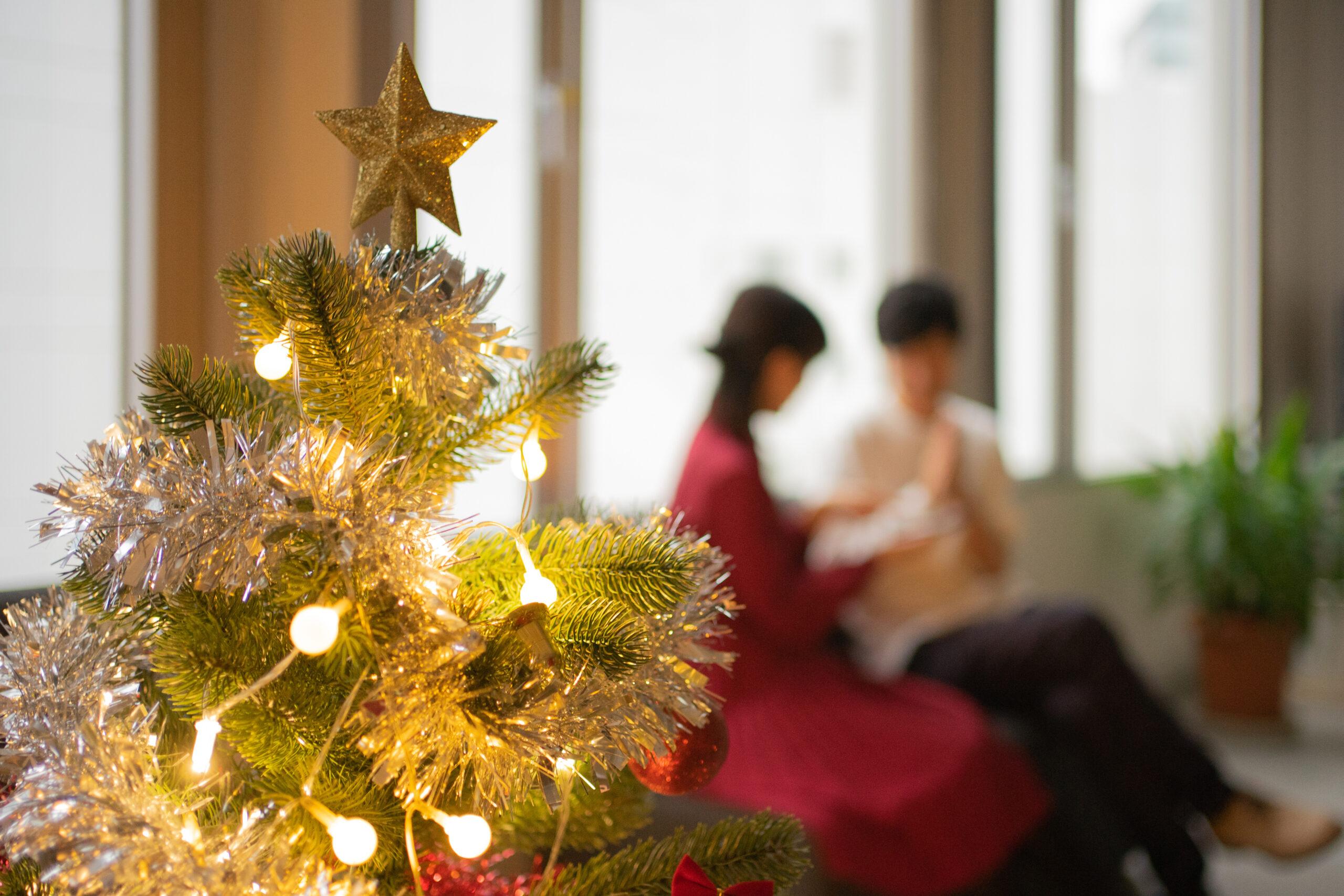 年に1度の素敵なクリスマスを