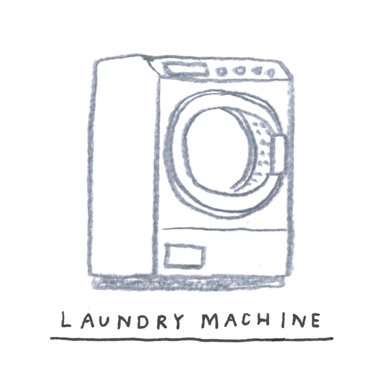 A:洗濯機
