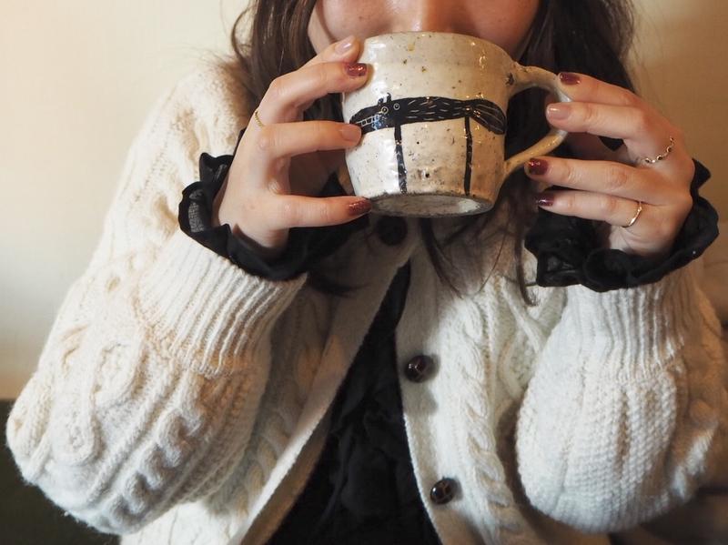 待ってる時間を無駄にしないでカフェ開拓♡