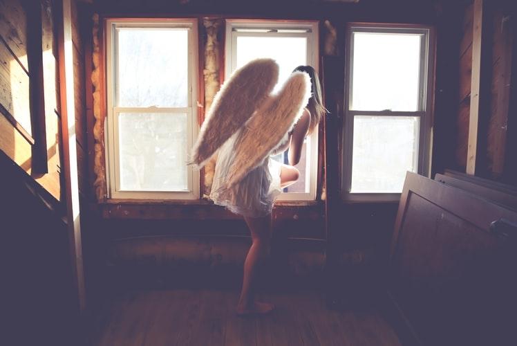天使のような透明感