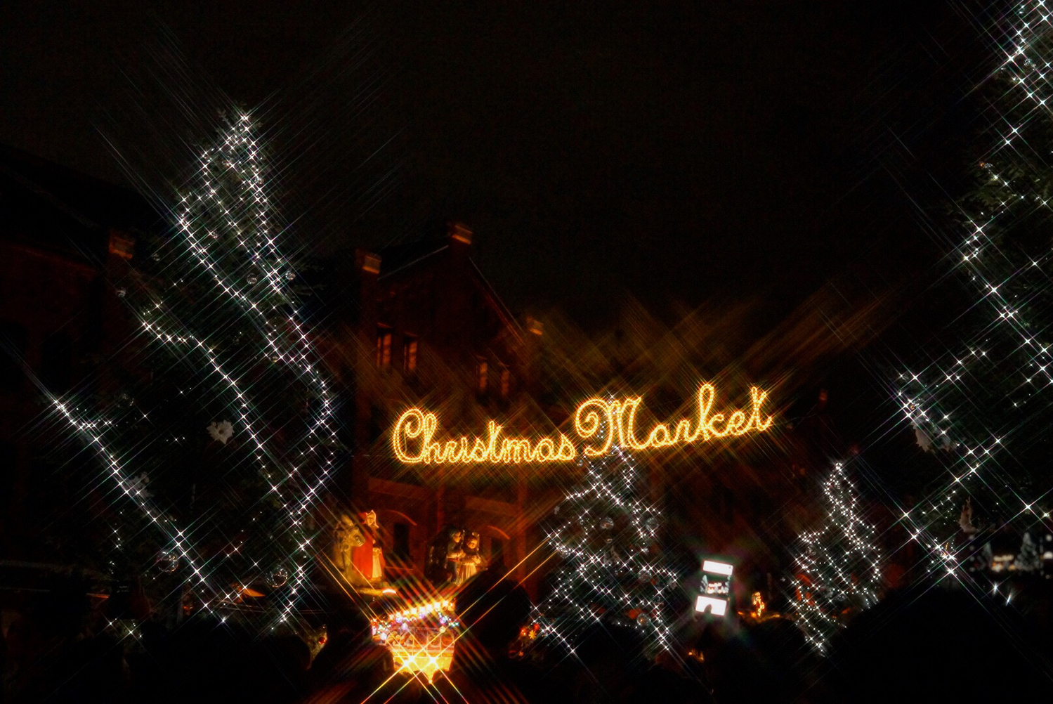 :クリスマスマーケットとは?