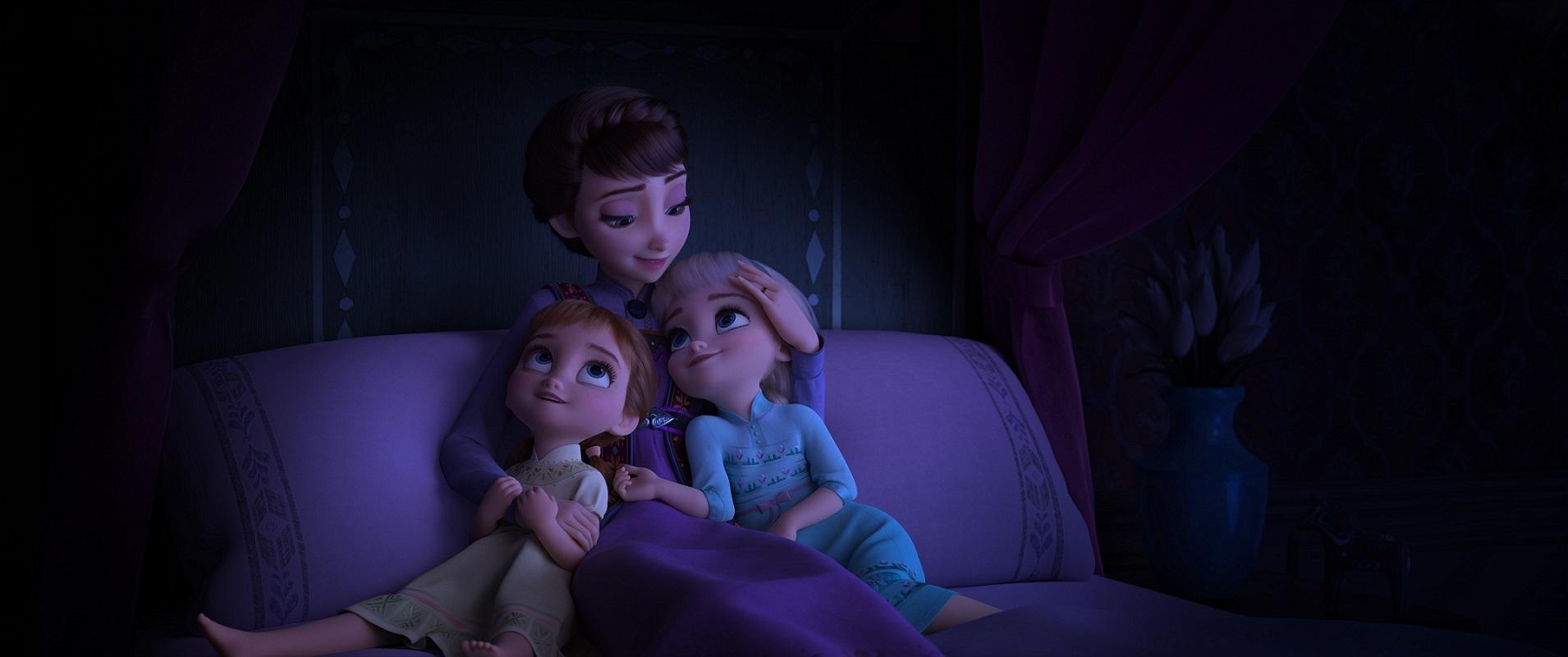 ②なぜアナとエルサの両親は旅に出てしまったのか