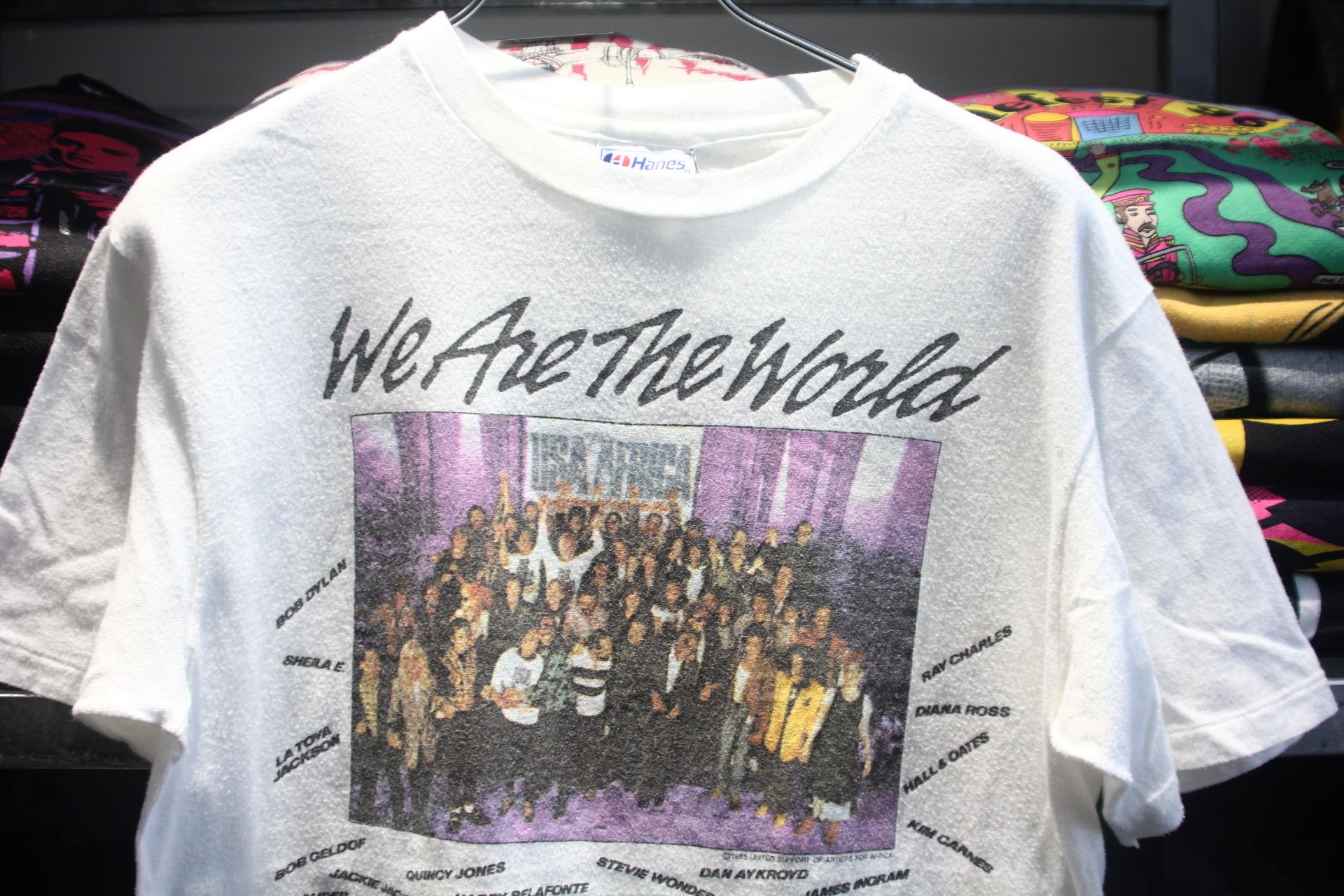 若い女の子に合うTシャツも♡