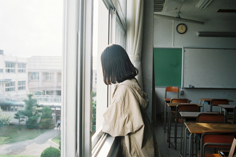 :学校の先生