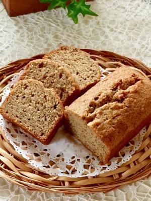 しっとりふわふわ♡紅茶のパウンドケーキ