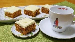 プルーンピューレdeキャロットケーキ