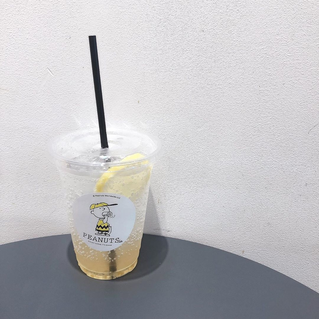 PEANUTS Cafe tokyo/中目黒