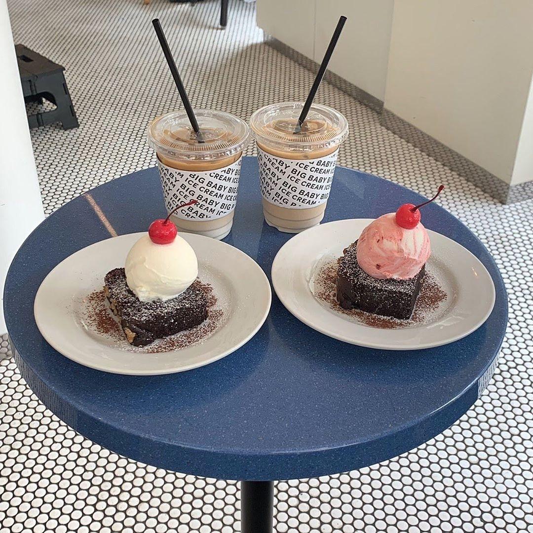 BIG BABY ICE CREAM/新丸子