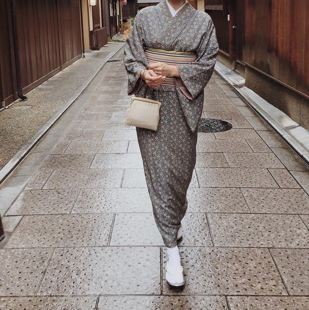 情緒ある京都の街をたのしんで♡