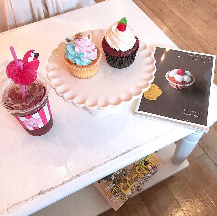 ♡:London Cupcakes