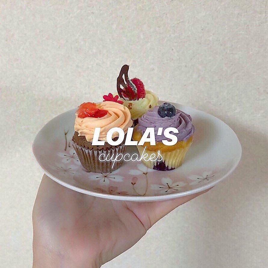 ♡:LOLA'S Cupcakes