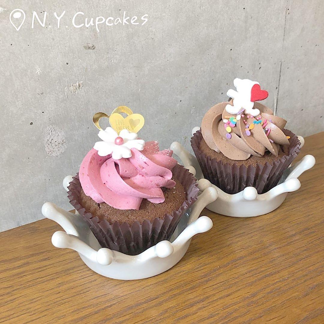 ♡:N.Y.Cupcakes