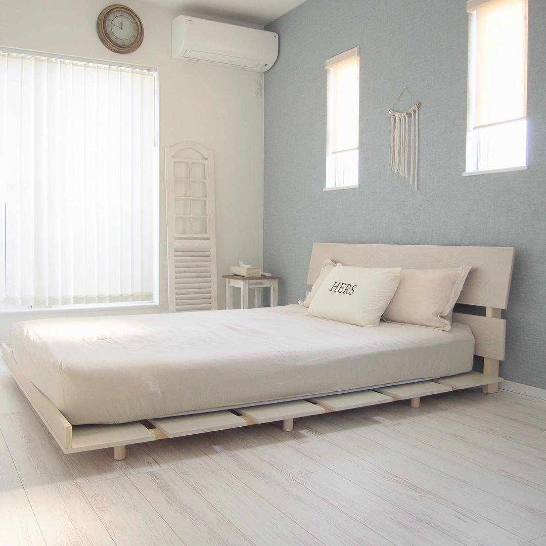 *大きめベッド*