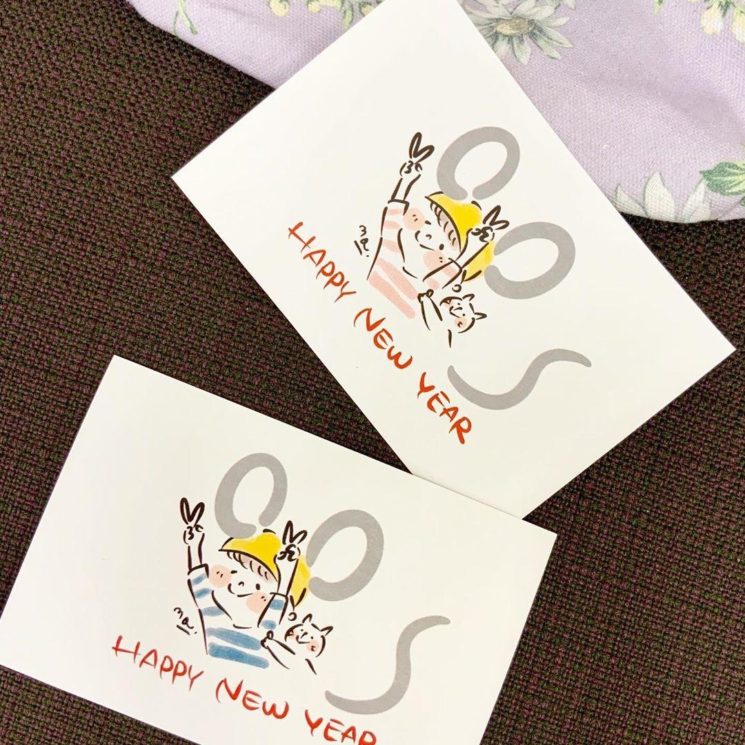 新年の挨拶は、心のこもった手紙を贈ろう